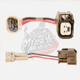 Fuel Injector Adapter Kit (Denso to EV6/USCar)