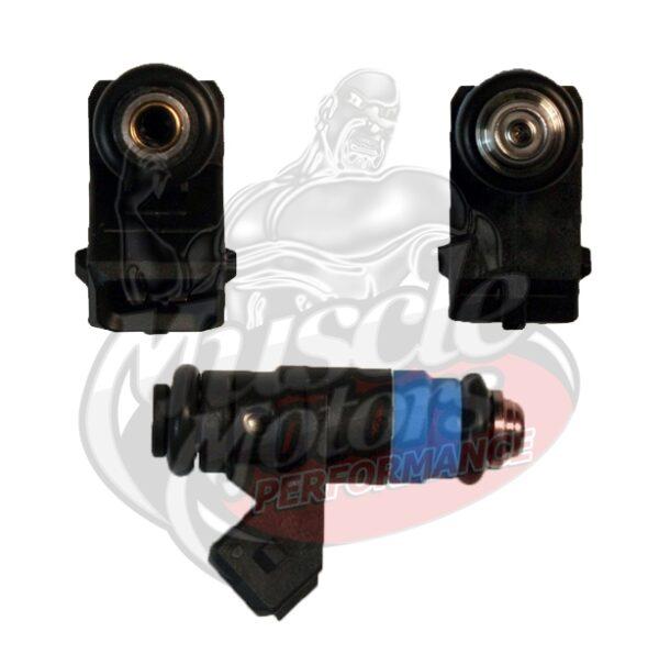 60lb/h Siemens Deka 4 Mototron High Impedance (Short Style) EV1