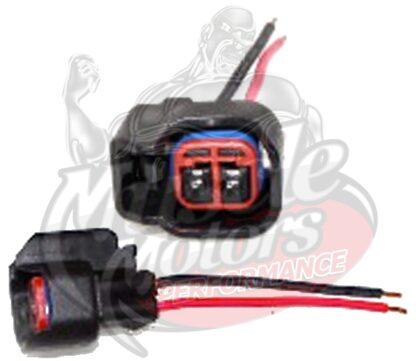 Universal EV6/EV14 (USCar) Clip w/ Pigtails